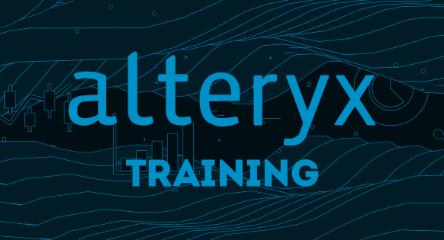 Alteryx社公認トレーニング