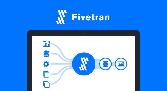 自動データパイプライン Fivetran