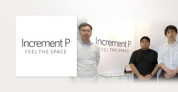 インクリメントP株式会社