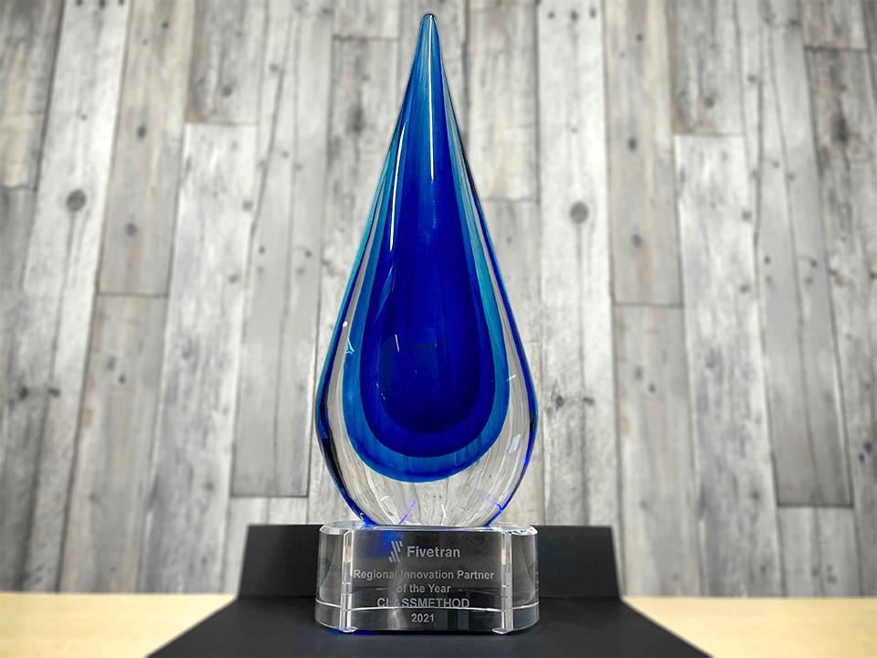 Fivetran Partner Award